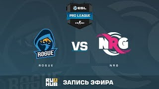 Rogue vs NRG - ESL Pro League S6 NA - de_nuke [KabUSH, Jay]