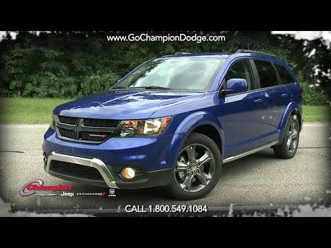 2016 DODGE JOURNEY Commercial - Los Angeles, Cerritos, Downey, South Bay CA - NEW SUV DEALS