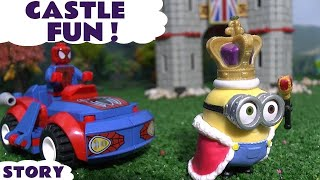 Castle Robbery