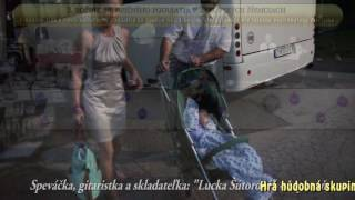 """Video Speváčka, gitaristka a skladateľka: """"Lucka Šútorová"""" - 1. pieseň"""
