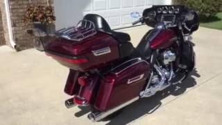 3. 2015 Harley Davidson Ultra Classic Low FLHTCUL