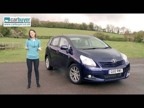 Toyota Verso MPV 2009 – 2012 review – CarBuyer