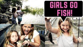 Port Orange (FL) United States  city images : Kids Fishing off Pier at Dunlawton Bridge Port Orange Florida USA