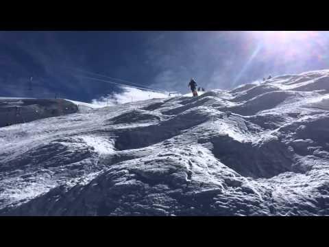 comment prendre une bosse en ski