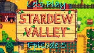Lets Play Stardew Valley- Learning the Community Center Bundles