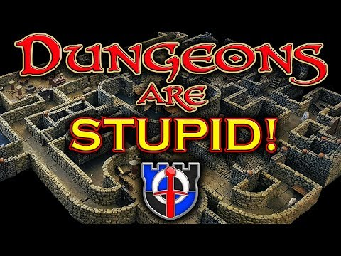 Why Fantasy Dungeons Are Stupid: FANTASY RE-ARMED