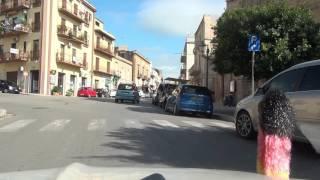 Castelvetrano Italy  City pictures : Castelvetrano SS115 Sicily Italy Italien 13.10.2015