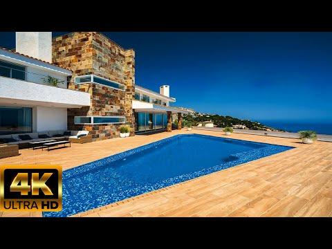 3750000€/Эксклюзивный дом в Испании/Элитная вилла у моря в Алтее/Коста Бланка/Люкс/Премиум-класс