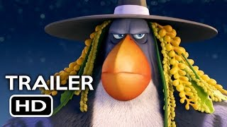 Nonton Surf S Up 2  Wavemania Official Teaser Trailer  1  2017  John Cena Animated Movie Hd Film Subtitle Indonesia Streaming Movie Download