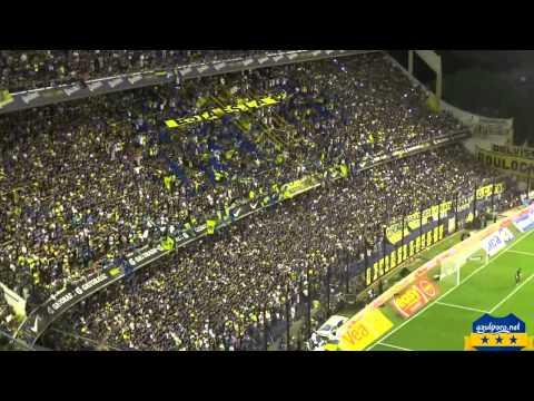 Boca Juniors - Riber decime que se siente - vs estudiantes torneo final 2014 - Azulyoro.net