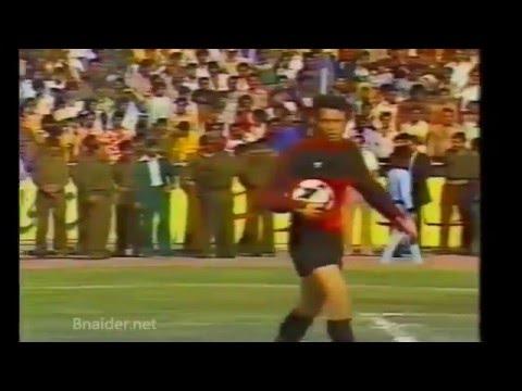 مباراة الكويت والعراق تصفيات موسكو 1980