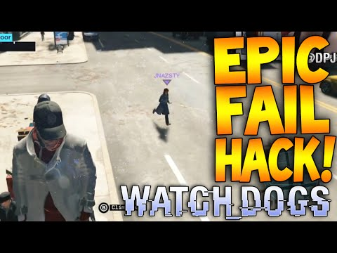 Lol - Drop a LIKE For What Could Of Been LOL! Thanks! More Watch Dogs! Secrets & Easter Eggs - http://goo.gl/hSF7ZR Live Online Hacking & MP - http://goo.gl/sgtfJZ All Watch Dogs Videos - http://goo.gl...