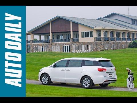 Đánh giá xe Kia Sedona lắp ráp, giá gần 1,2 tỷ đồng