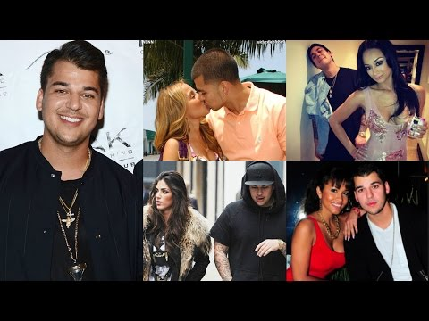 Girls Rob Kardashian Dated!