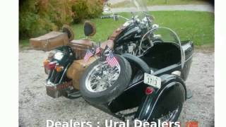 7. 2007 Ural Retro 750 With Sidecar  Specification Top Speed Details Features Engine motorbike