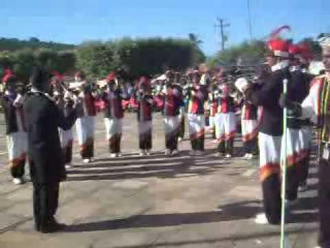 CORPORAÇÃO MUSICAL OS PANTERAS CAMPEÃ NA FINAL DA FBF EM CAÉM.avi