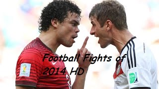 Football Fights of 2014 - Brawl and Fights HD
