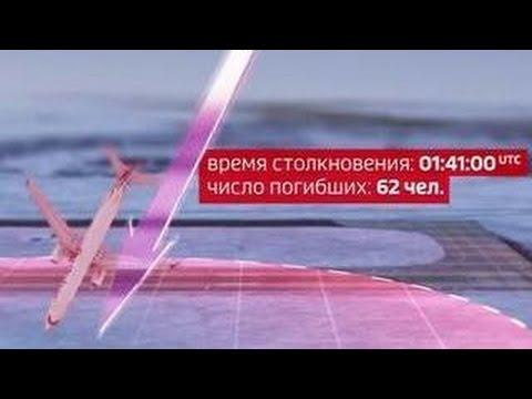 Названы предварительные причины падения Боинга в Ростове