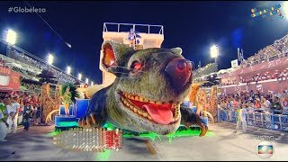 Video CAMPEÃ: BEIJA-FLOR DE NILÓPOLIS 2018 - Desfile Completo MP3, 3GP, MP4, WEBM, AVI, FLV Mei 2018