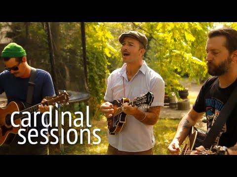 The Drowning Men - A Fool's Campaign - CARDINAL SESSIONS
