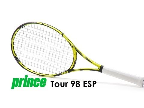 Prince Tour 98 ESP Racquet Review