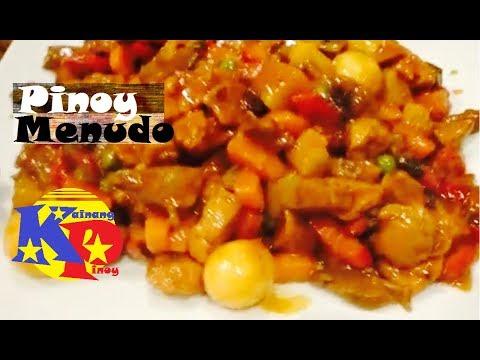 Menudo (Pinoy Style)