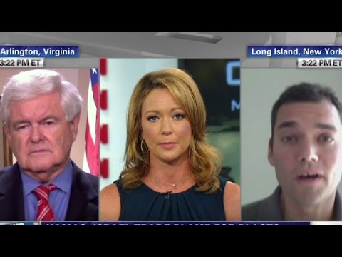trade - Brooke Baldwin talks with Crossfire Host Newt Gingrich and journalist Peter Beinart about the United States role in Gaza. More from CNN at http://www.cnn.com/ To license this and other CNN/HLN...