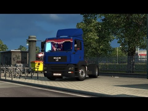 MAN TGA XLX + Interior 1.21.x