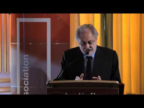 Keynote Speech and FDA Yearbook Launch 2012 | Official Website of David Puttnam | Atticus Education | Film