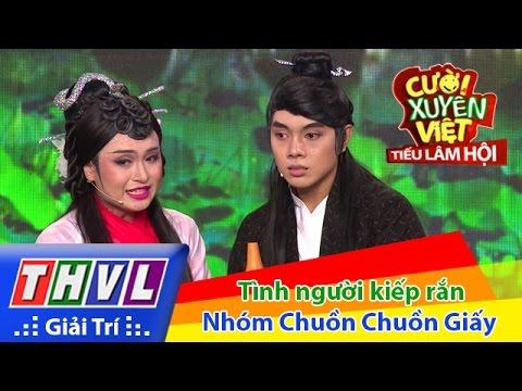 Cười xuyên Việt - Tiếu lâm hội | Tập 7: Tình người kiếp rắn - Nhóm Chuồn Chuồn Giấy