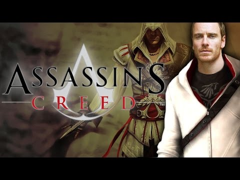 Fassbender Talks ASSASSIN'S CREED – AMC Movie News