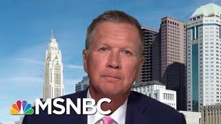 John Kasich On President Trump-Vladimir Putin Summit: This Has Been A Sad Day   Hardball   MSNBC