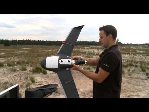 Aerial Mapping & Surveying System | Gatewing X100