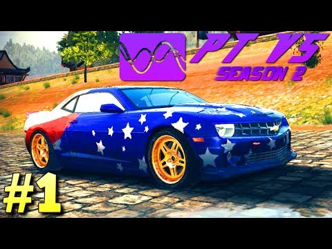 BUMBLEBEE! PT VS S2 #1: Camaro GS - Great Wall Rev. ST (Season 9)