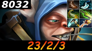 Nonton Dota 2 Meepo 8032 MMR 23/2/3 (Kills/Deaths/Assists) Ranked Full Gameplay Film Subtitle Indonesia Streaming Movie Download