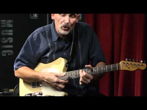 Using Passing Chords to Add Variety – Blues Guitar Lesson