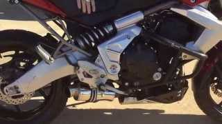 2. 2011 Kawasaki Versys KLE650CBF