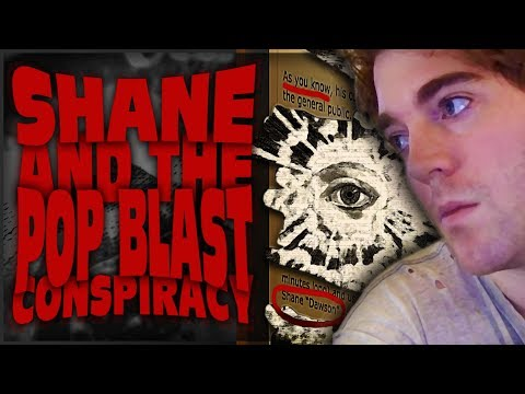 SHANE DAWSON POP BLAST CONSPIRACY (PEDOPHILE RUMOR & LOGAN PAUL EXPOSED)CREEPY FINAL MESSAGE DECODED