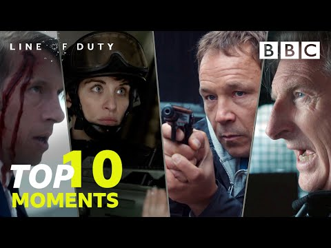 OUR TOP 10 LINE OF DUTY MOMENTS! - BBC