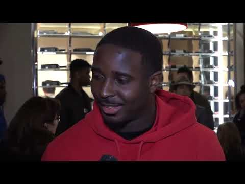 Video: Sony Michel Reflects On Wild Three Days After Super Bowl LIII Win