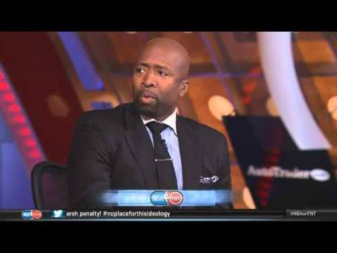 Inside the NBA reacts to Adam Silver banning Donald Sterling for life