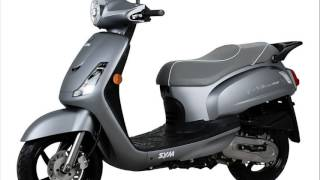 3. 2013 sym fiddle ii 50