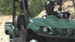 10. Yamaha Rhino Safety Video