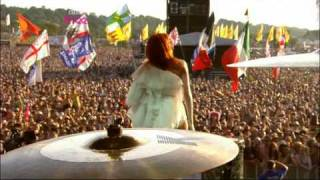 Video Florence + the Machine - The Chain (Glastonbury Festival 2010) MP3, 3GP, MP4, WEBM, AVI, FLV Juli 2018