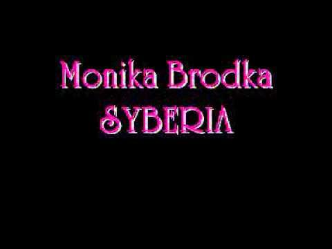 Tekst piosenki Monika Brodka - Syberia po polsku