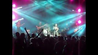 Video Hustej guláš - Pražskej démon - Rockový ples Olomouc, 20.2.2016