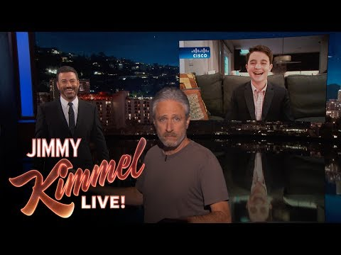 Jon Stewart Crash