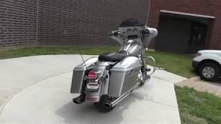 1. 720490   2007 Harley Davidson Street Glide   FLHX
