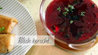 Polish borscht