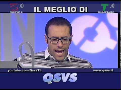 QSVS - I GOL DI MILAN - BARCELLONA 1-1  - TELELOMBARDIA
